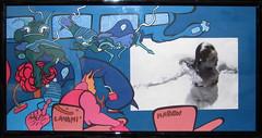marion (Poison_Idea) Tags: italy broken comics hearts torino weird arte surrealism cartoon marion pop popart puppets marker fotografia melancholy strano astronave combo tela acrilico camionista surrealismo dipinto fumetto cartoni surreale onirico artigianato metafore poisonidea inconscio simbologia voyerismo concetti malinconica surpop surpoppismo interspaziale interdimensionale danieleratti