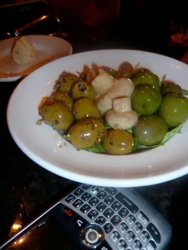Olives at Rosso.