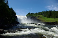 Tnnforsen, Jmtland, Sweden (6PPC) Tags: nature water beautiful landscape waterfall pentax sweden 1855mm jmtland gmt kmount topshots k200d worldwidelandscapes natureselegantshots panoramafotogrfico