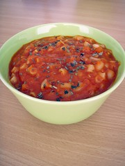Tomatsuppe med nudler