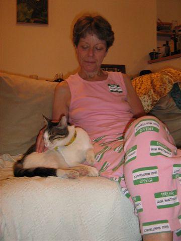 Mom and Nems