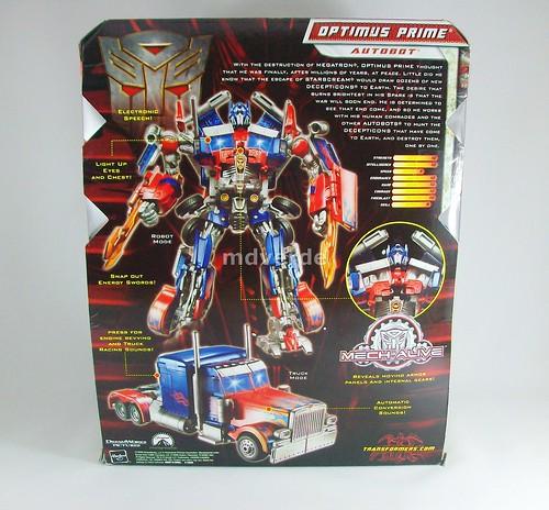 Optimus Prime RotF Leader - caja