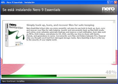 Descargar Nero 9 gratis