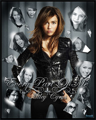 Miley Cyrus - Every Part Of Me (FrankyI'm Back) Tags: