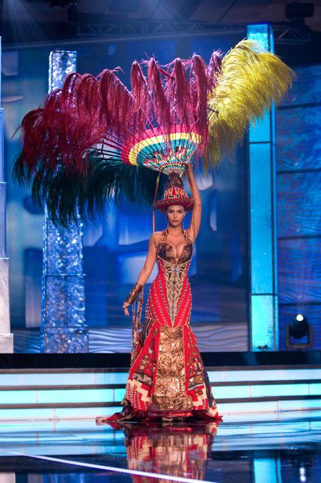 Traje Típico de Miss Bolivia
