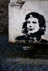 2009 -Mai- Munich - English garten way - Joker Che 1/2 (Glu⚇n du net ⨀⊙') Tags: urban germany munich münchen bayern deutschland graph tags allemagne mnchen nikond80