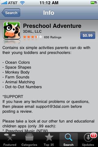Preschool Adventure