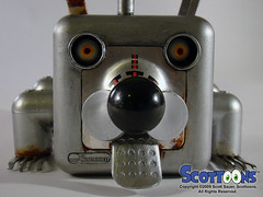 Sparky the Robot Dog