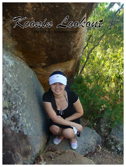 Crows Nest National Park: Koonin Lookout