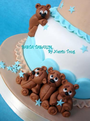 BABY SHOWER CAKE BOYS