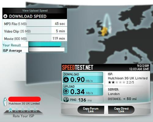 MiFi 2352 on 3 (via USB)