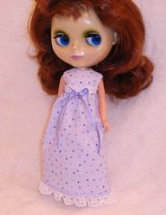 Blythe Lavender Dottie Nightown
