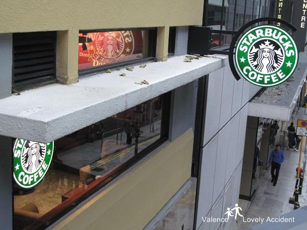 冰室_香港星巴克