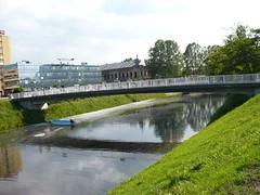 River in Osijek