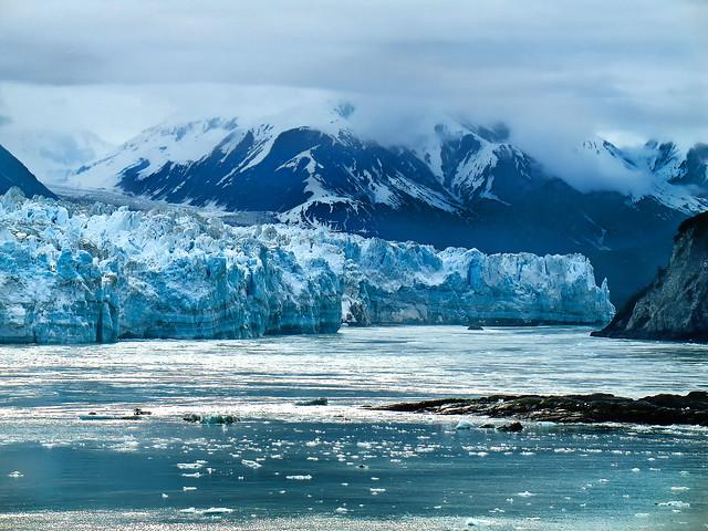 Alaska Glacier.