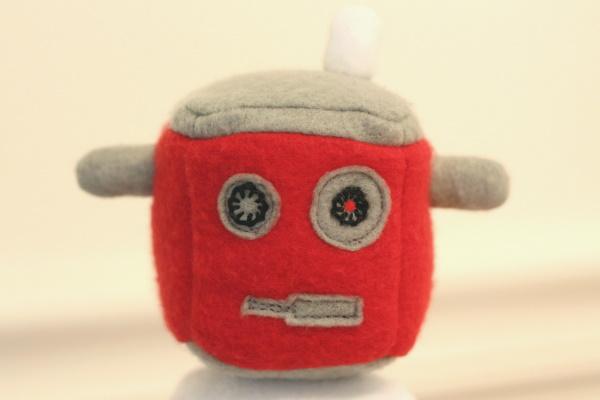 Caroline's Robot, 3