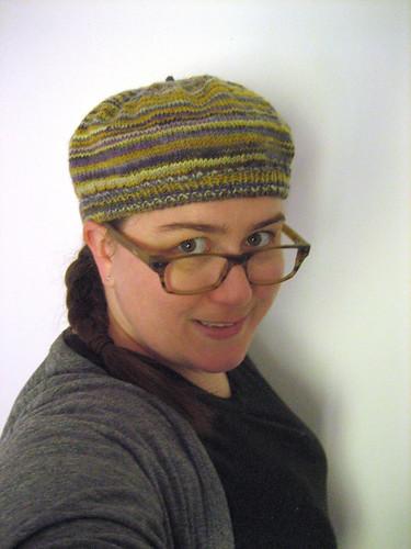 Yeah, it's a hat