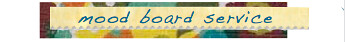 mood board service