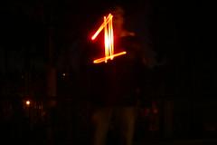one (dontbsquare) Tags: sluitertijd lichtschilderen