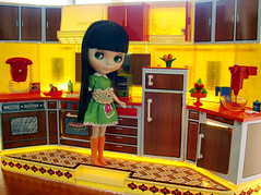 ✿The girl's new kitchen✿