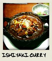 Ishi-yaki curry