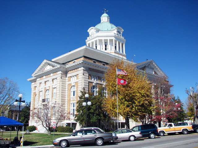 Giles County Courthouse 1
