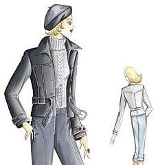 Marfy jacket F1445