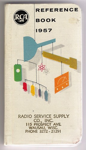 1957 RCA Reference Book