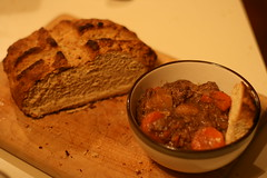 Irish Stew and Bread