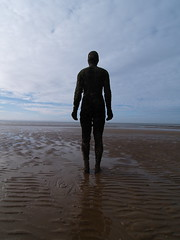 (D.B. Derbyshire) Tags: sculpture crosby antonygormley anotherplace