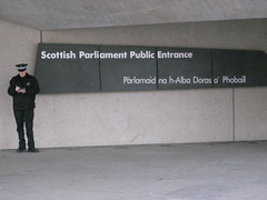 Welcome to the Scottish Parliament