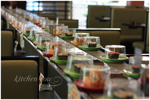 Sakae Sushi - Conveyor Belt Sushi
