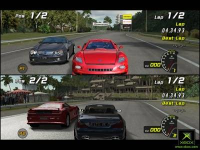4 players racing games pc