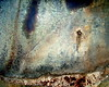 sad whale (Scribbles With Cameras) Tags: light shadow texture tin rust ruins mine decay whale corrosion maldon haphazartblue