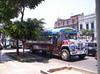 Bus di Lima (Grabby Walls) Tags: travel bus peru america lima south perù autobus viaggio sud viaggiare grabbywalls