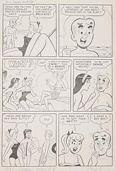 Betty and Veronica Summer Fun (Matthew Sutton (shooby32)) Tags: art comics betty veronica archie ronnie