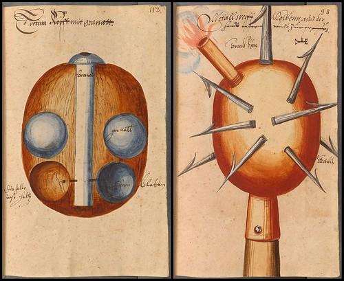 Kunst und Artillerie-Buch g