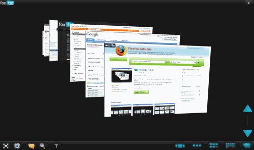 3350537466 1a0f10d7b9 Firefox add ons: Foxtab enhance Firefox new tab page style