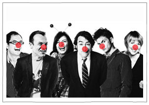 Red Nose Day Celebrities