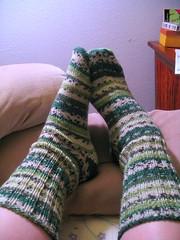 socks FO!