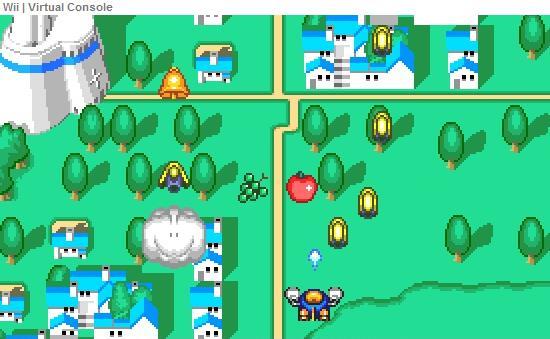 Detana!! TwinBee vandaag in Amerikaanse Virtual Console