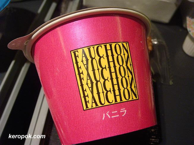 Fauchon Ice cream