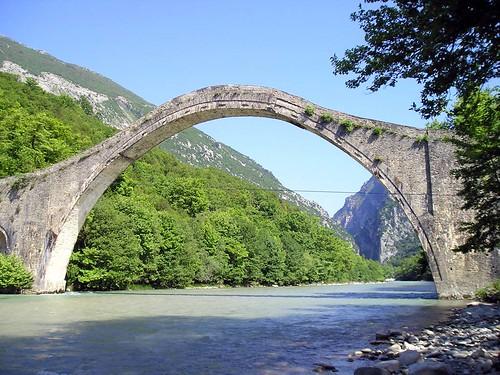Ήπειρος - Αρτα - Το Γεφύρι της Πλάκας2