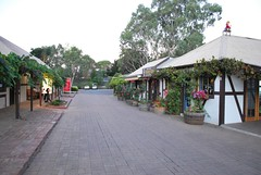 Side street in Hahndorf