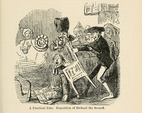 028-Un chiste util-derrocamiento de Ricardo II