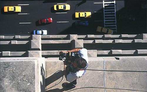 filmando per