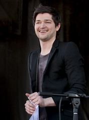 The Script (Domain Barnyard) Tags: musician music irish celebrity eos yahoo google flickr notes band 85mm event musical talent singer april f56 2009 greatmusic tingey 941 domainbarnyard kakadoo breakeven dannyodonoghue wecry canoneos40d thescript mix941 themanwhocantbemoved beforetheworst httpwwwthescriptmusiccomushome samboydstadiumsstarnurseryfield