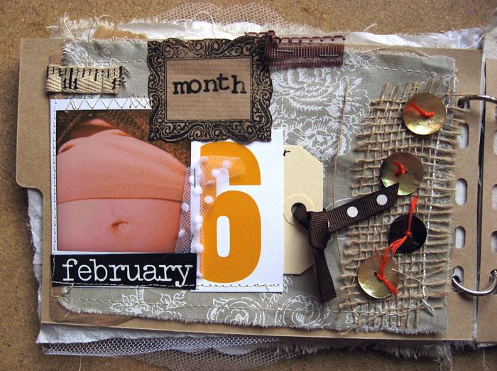 my 9-months journal : month 6