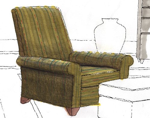 an open [sketch]book: take a seat and relax - Small Relax Chairs