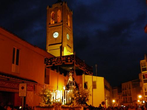 Nuestra Señora de los Dolores en processó a Masquefa